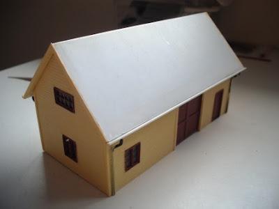 goods shed for Svanda