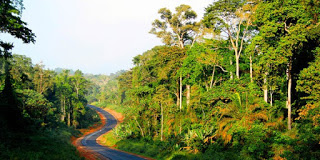 Djoum, Camerún, México
