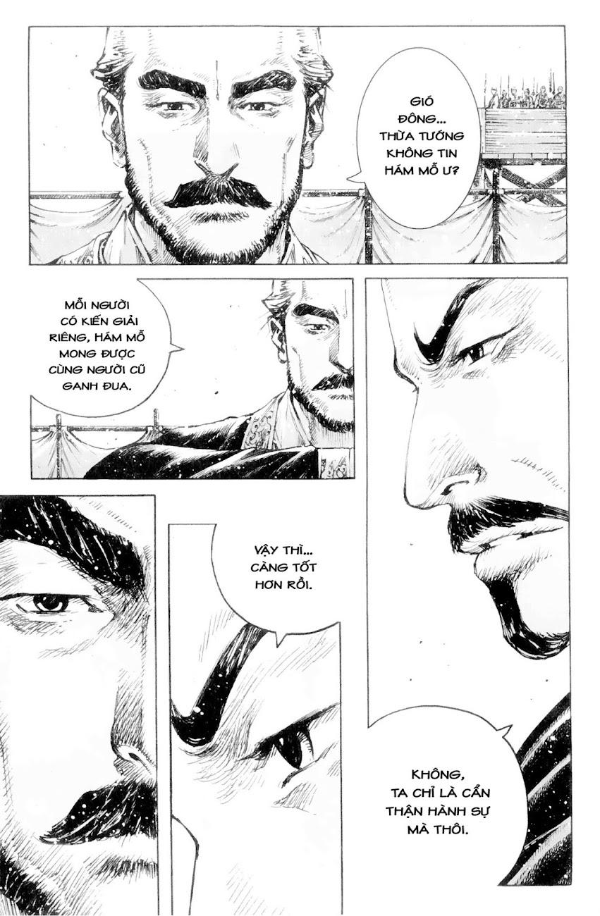 Hỏa phụng liêu nguyên Chương 407: Thức đồ tiểu mã [Remake] trang 16
