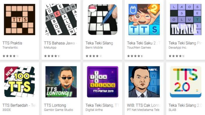 7 Aplikasi Permainan Tebak-Tebakan Lucu dan Seru di Android
