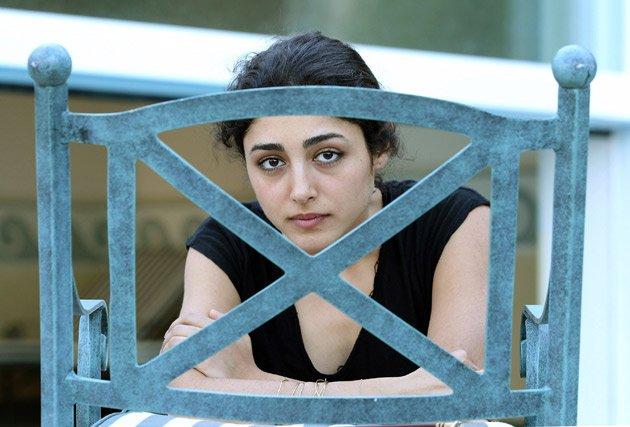 An Iranian Actress Golshifteh Farahani Nude Photoshoot -5568