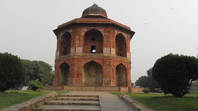 Old Fort Minaar Delhi India