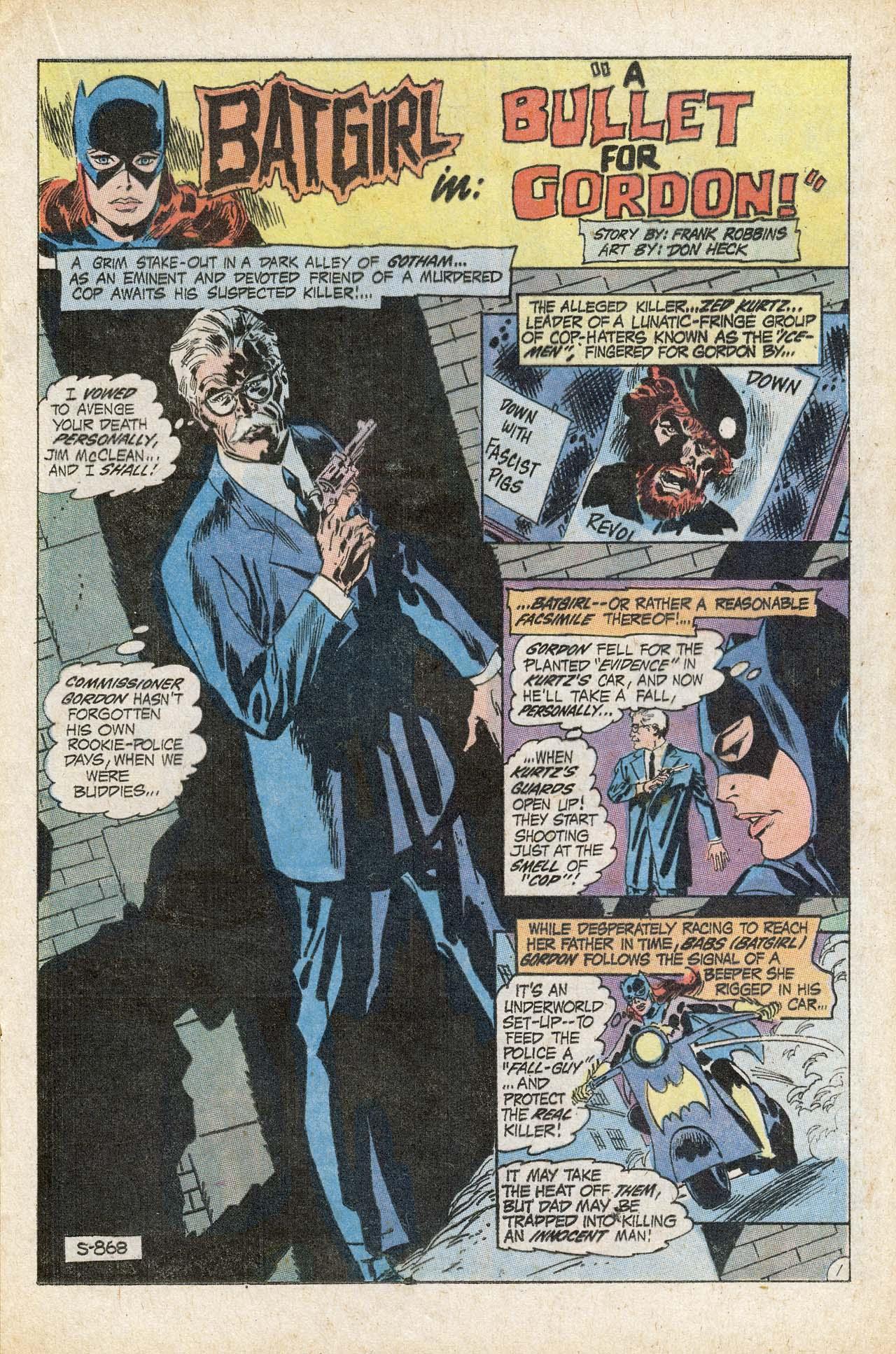 Detective Comics (1937) 417 Page 22
