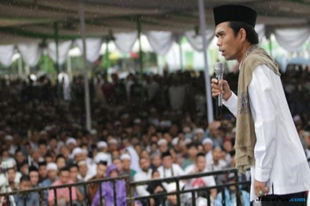 Milad ke 50 Provinsi Bengkulu, Pemprov Undang UAS Isi Tabligh Akbar
