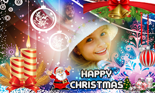 christmas photo editor app download link