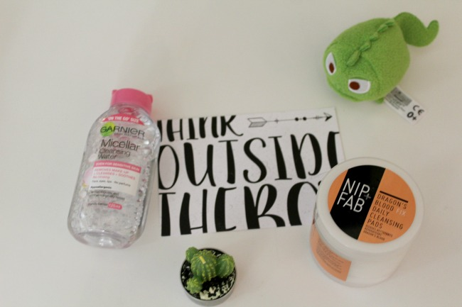 Birthday beauty haul, including products by LUSH, Garnier, Rimmel and more. Nourish ME - www.nourishmeblog.co.uk