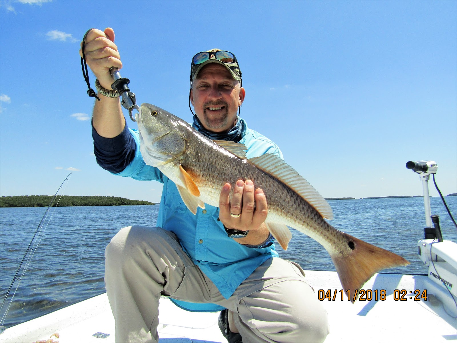 Citrus County Fishing Charter in Crystal River and Homosassa