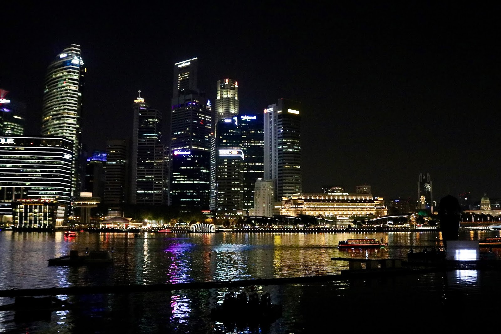Waterfront Promenade, Singapore