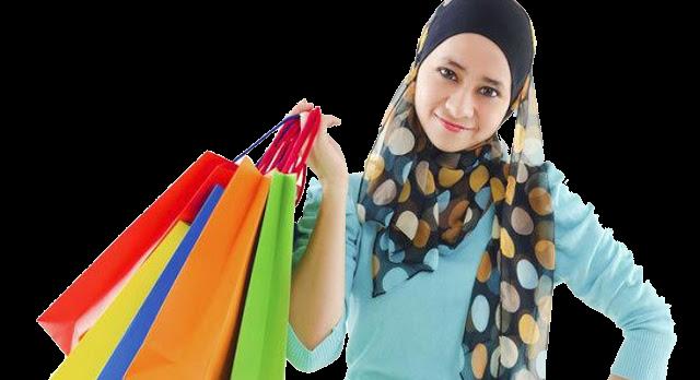 Mencari Tempat Berbelanja Busana Lebaran Terbaik