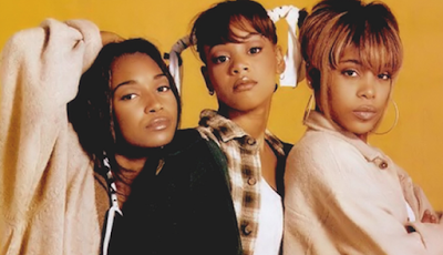 From the moment that I walked into the spot TLC - Hands Up