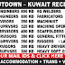 KNPC SHUTDOWN Kuwait Recruitment 2020 : Apply Now