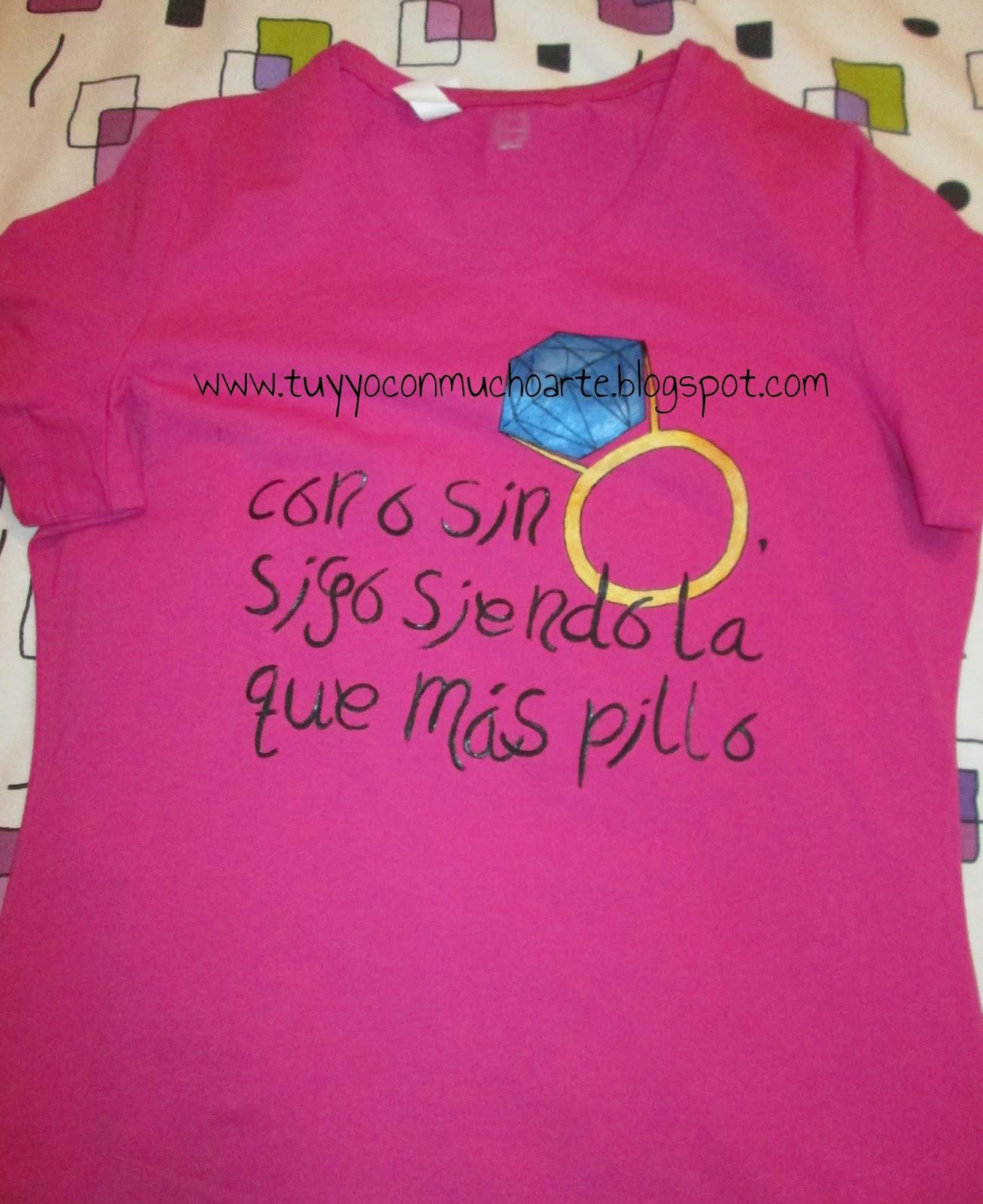 Wwwtuyyoconmuchoarteblogspotcom Camisetas Despedida De