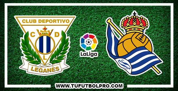 Ver Leganés vs Real Sociedad EN VIVO Por Internet Hoy 28 de Octubre 2016
