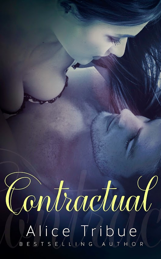 Contractual by Alice Montalvo-Tribue: Cover Reveal & Giveaway