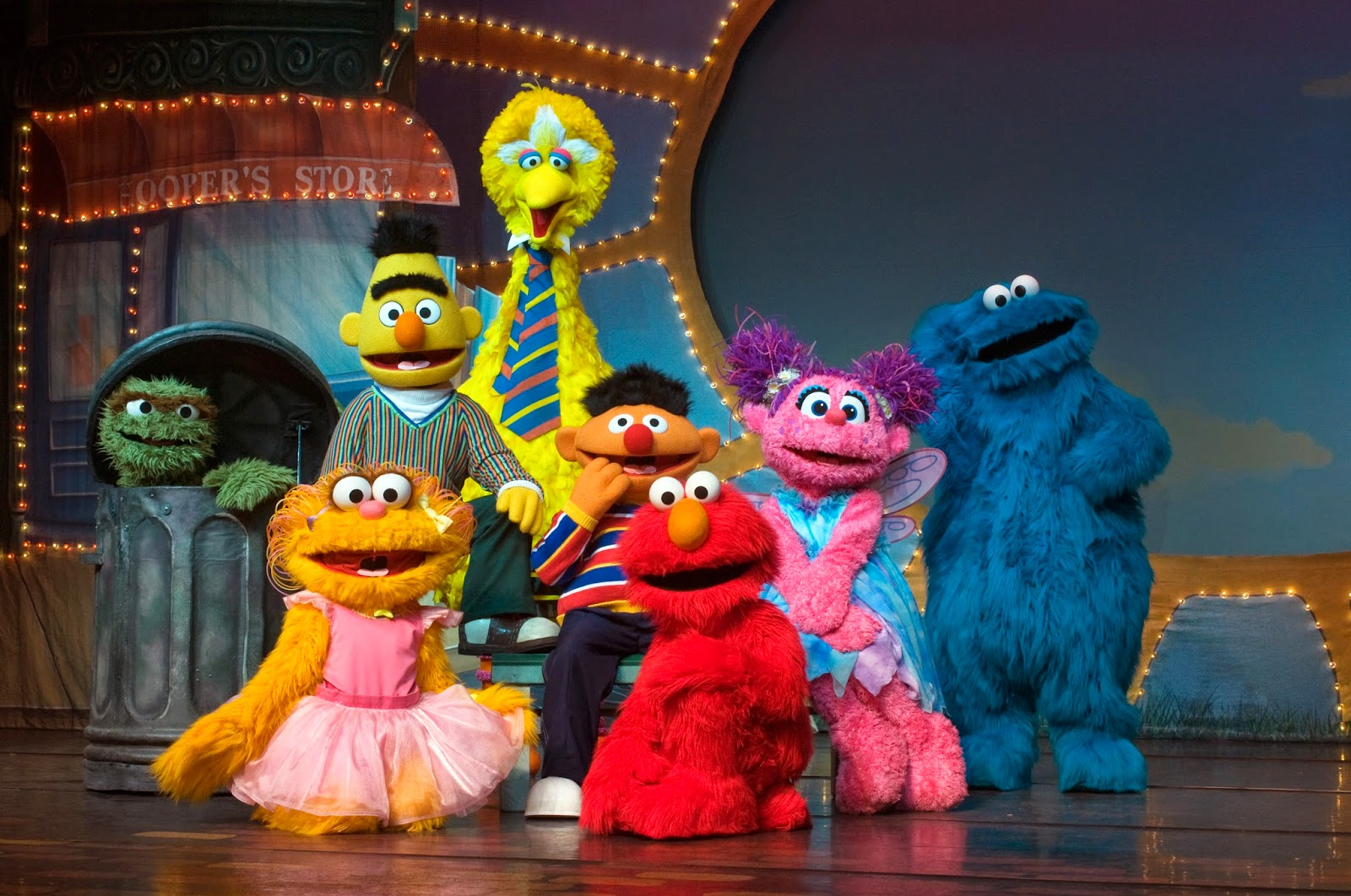 So You Think You Can Mom Sesame Street Live Is Coming To