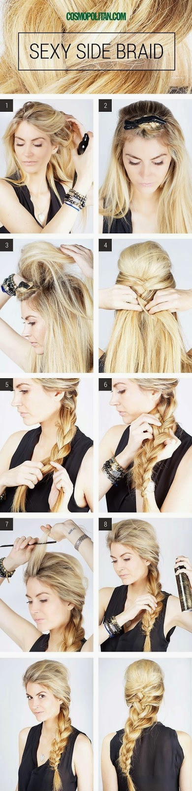 Top 5 Braided Hairstyles