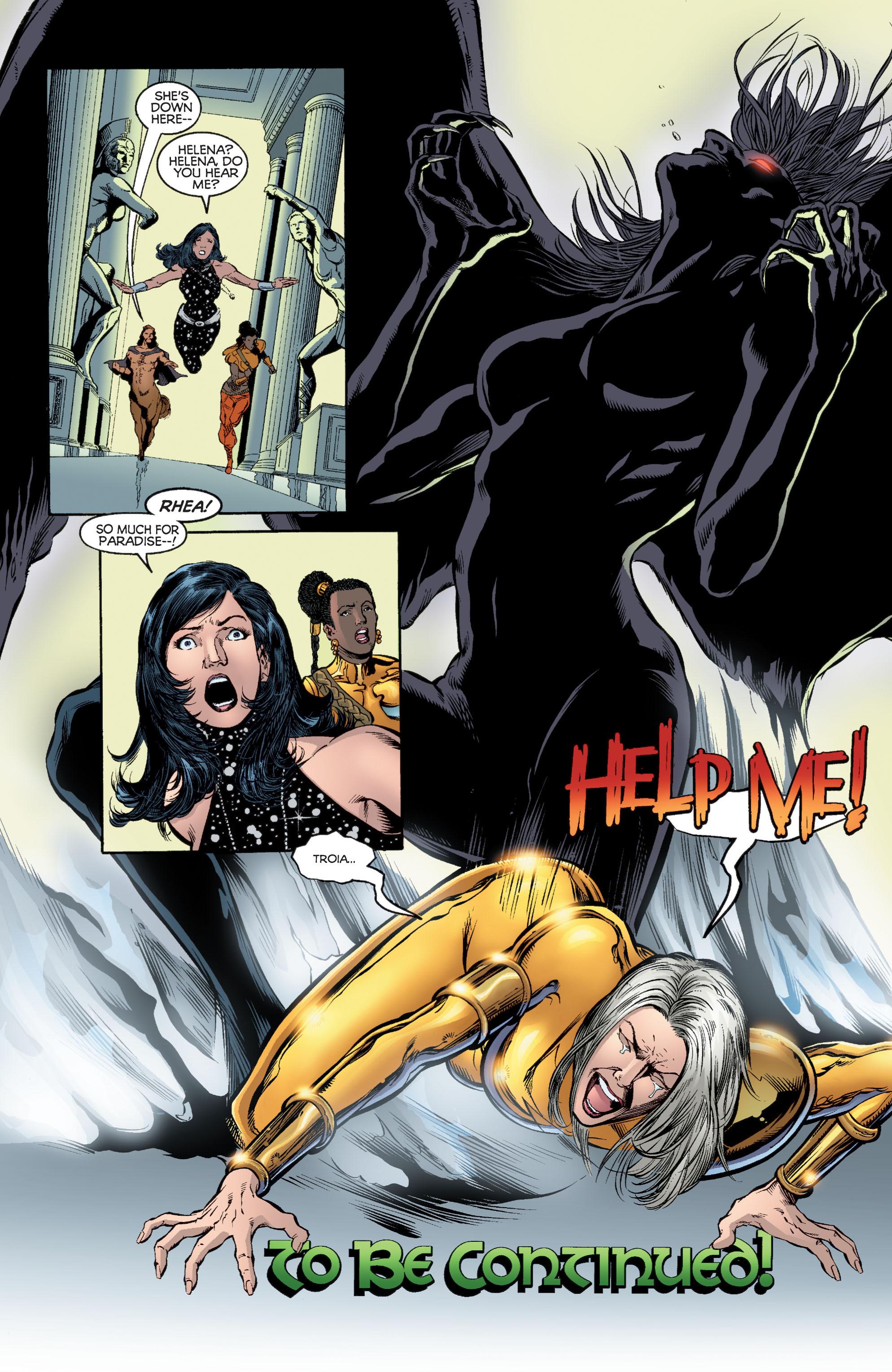 Read online Wonder Woman (1987) comic -  Issue #178 - 23