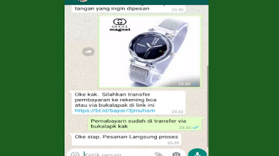 supplier dropship jam tangan