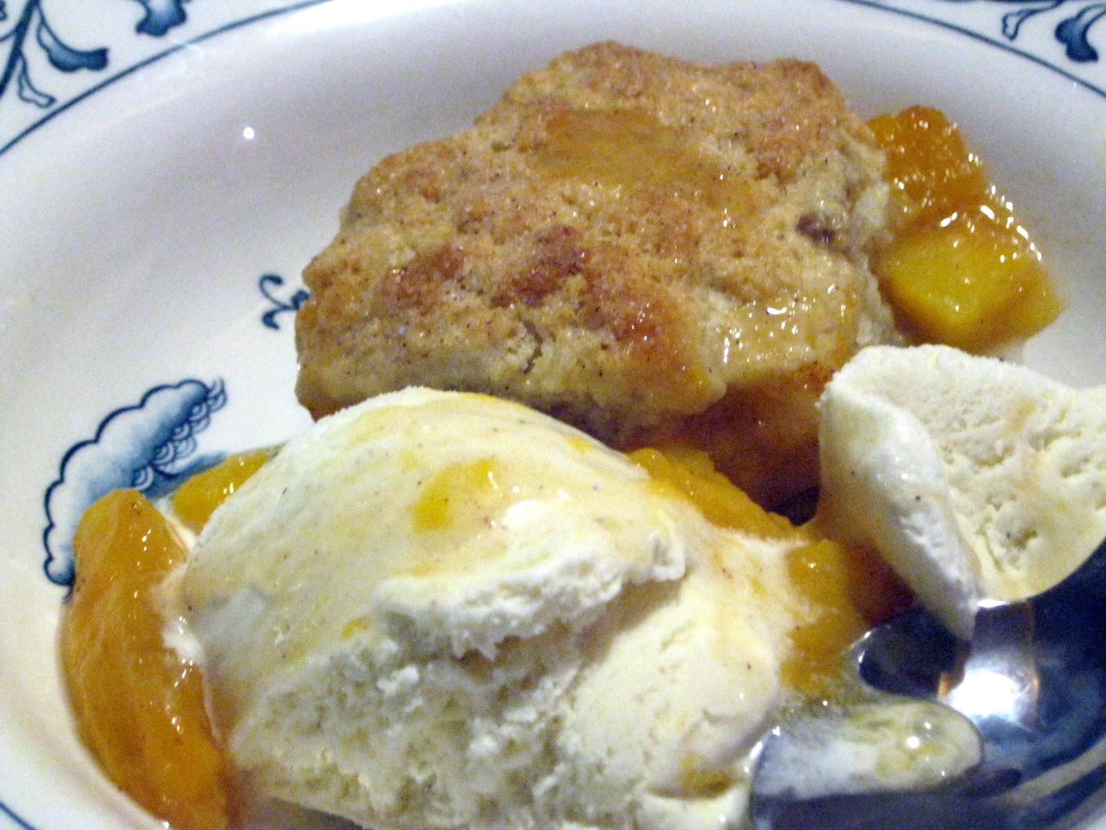 Peach Cobbler With Frozen Peaches America S Test Kitchen