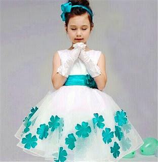 Gaun Pesta Untuk Anak Perempuan