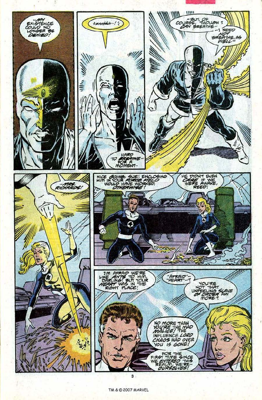 Read online Silver Surfer (1987) comic -  Issue #17 - 5