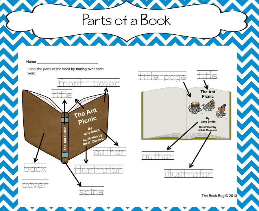 The Book Bug Freebies