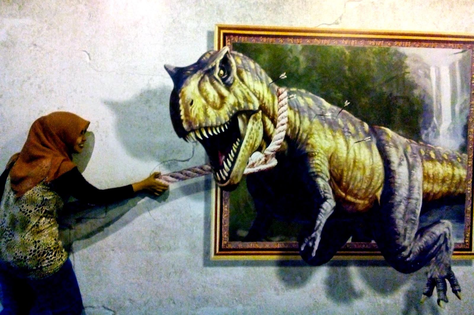 Hijaber Cantik Dinna Dea Anggaraeni tyronosaurus