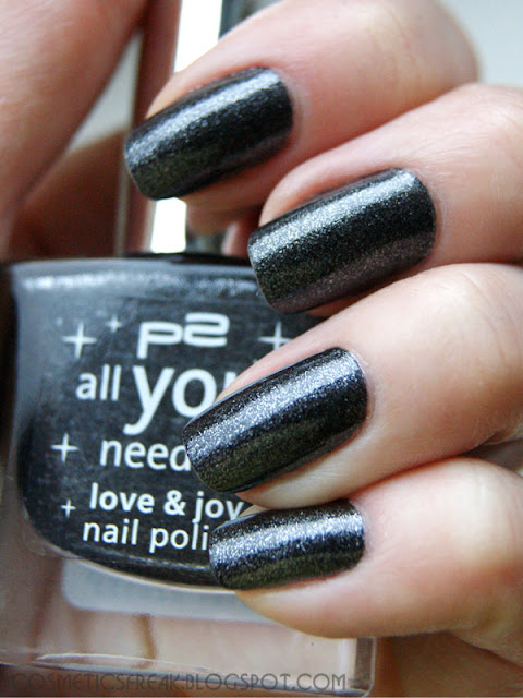 P2 - ALL YOU NEED IS.. NAIL POLISH