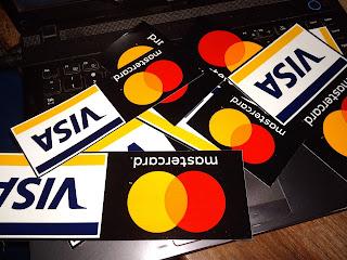 hasil order sticker mastercard gratis