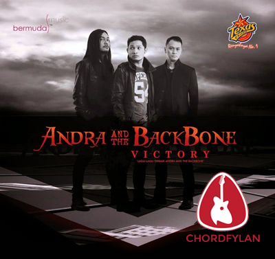 Lirik dan chord Jalanmu Bukan Jalanku - Andra & The Backbone