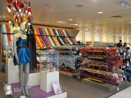 tiendas manualidades Londres