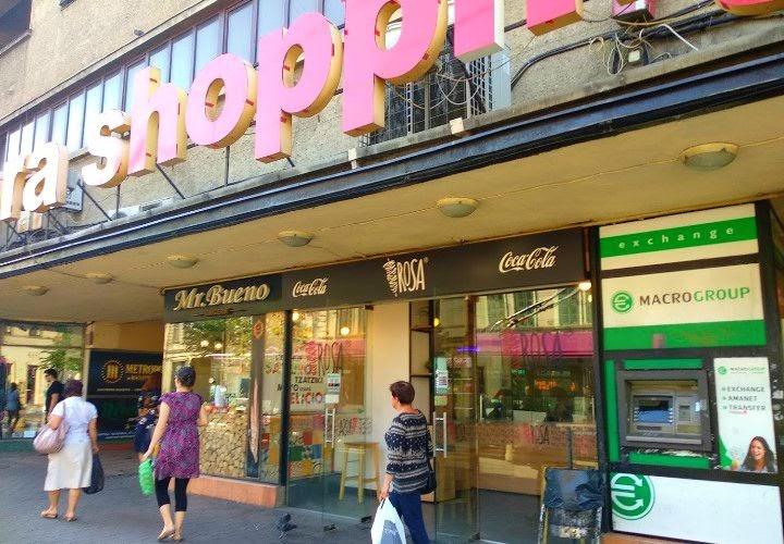Shopping In Cluj, Sora Center
