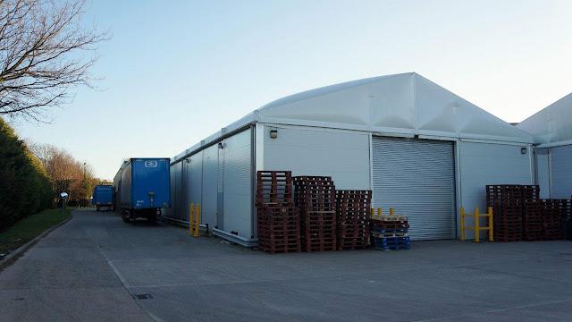 carpas industriales almacenamiento navarra