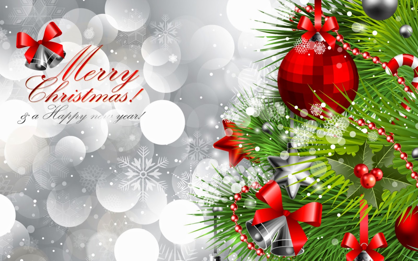 I Wish You A Merry Christmas And A Happy New Year Greetings Images