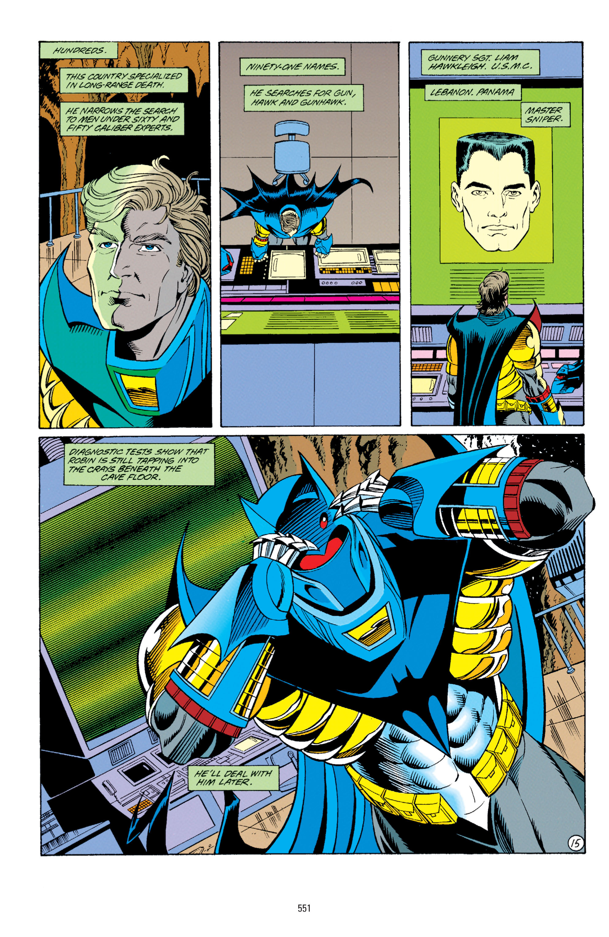 Detective Comics (1937) 674 Page 15