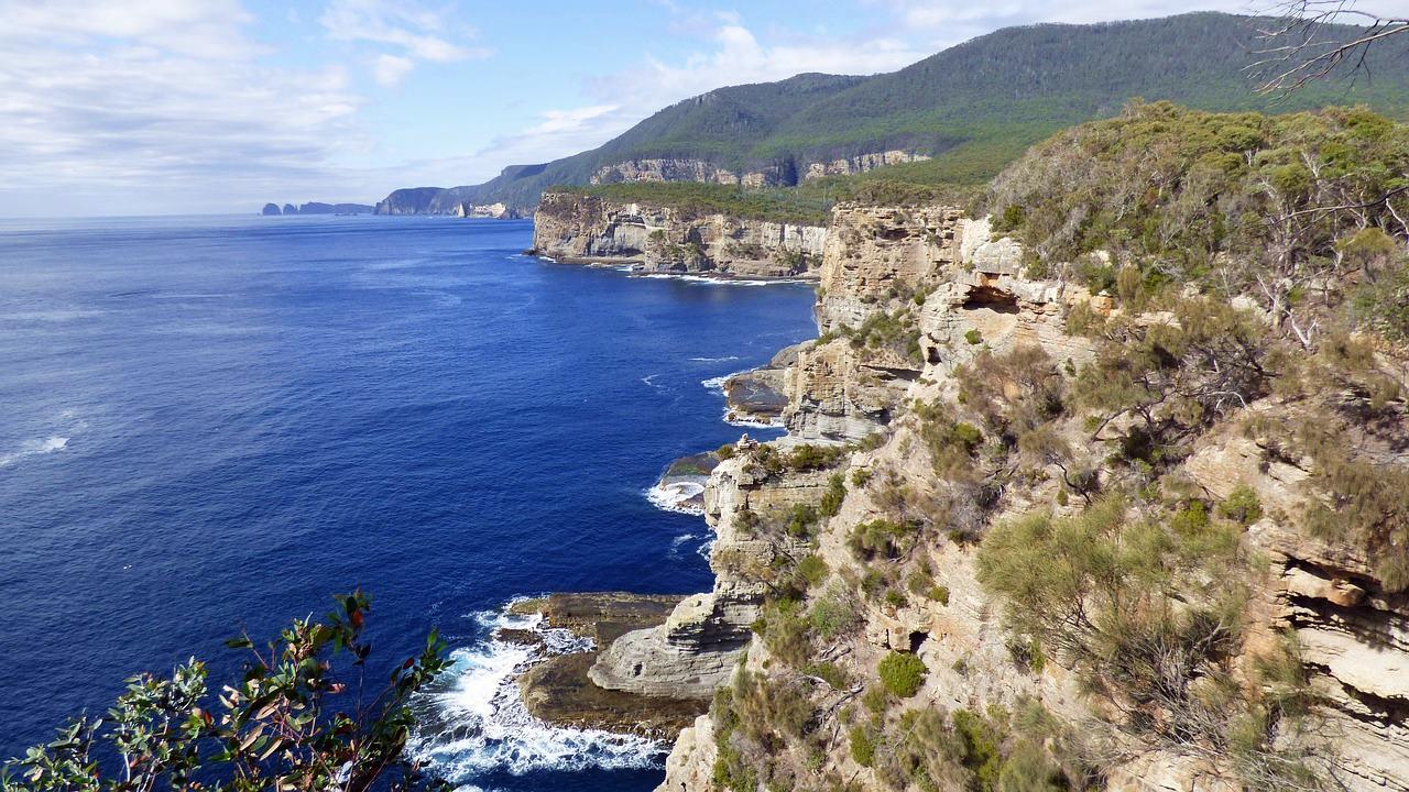 塔斯馬尼亞-景點-推薦-塔斯曼島-自由行-旅遊-澳洲-Tasmania-Tourist-Attraction-Tasman-Island-National-Park