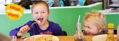 Center Parcs Kinder essen gratis