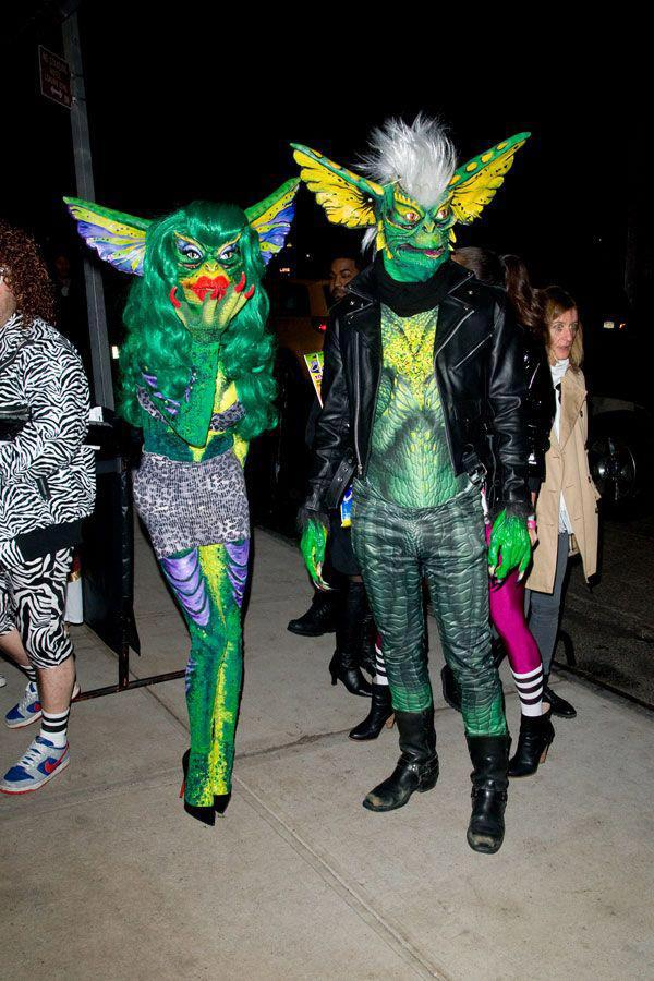 Cosplay para Halloween Gremlins