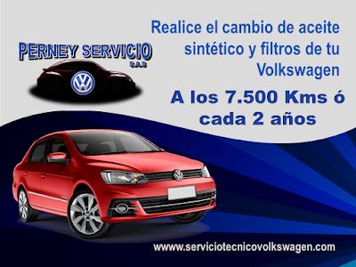 Cambio de Aceite Volkswagen