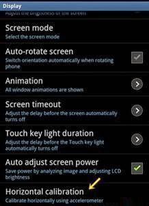Mengatasi Layar Putar Otomatis Tidak Berfungsi Pada Android