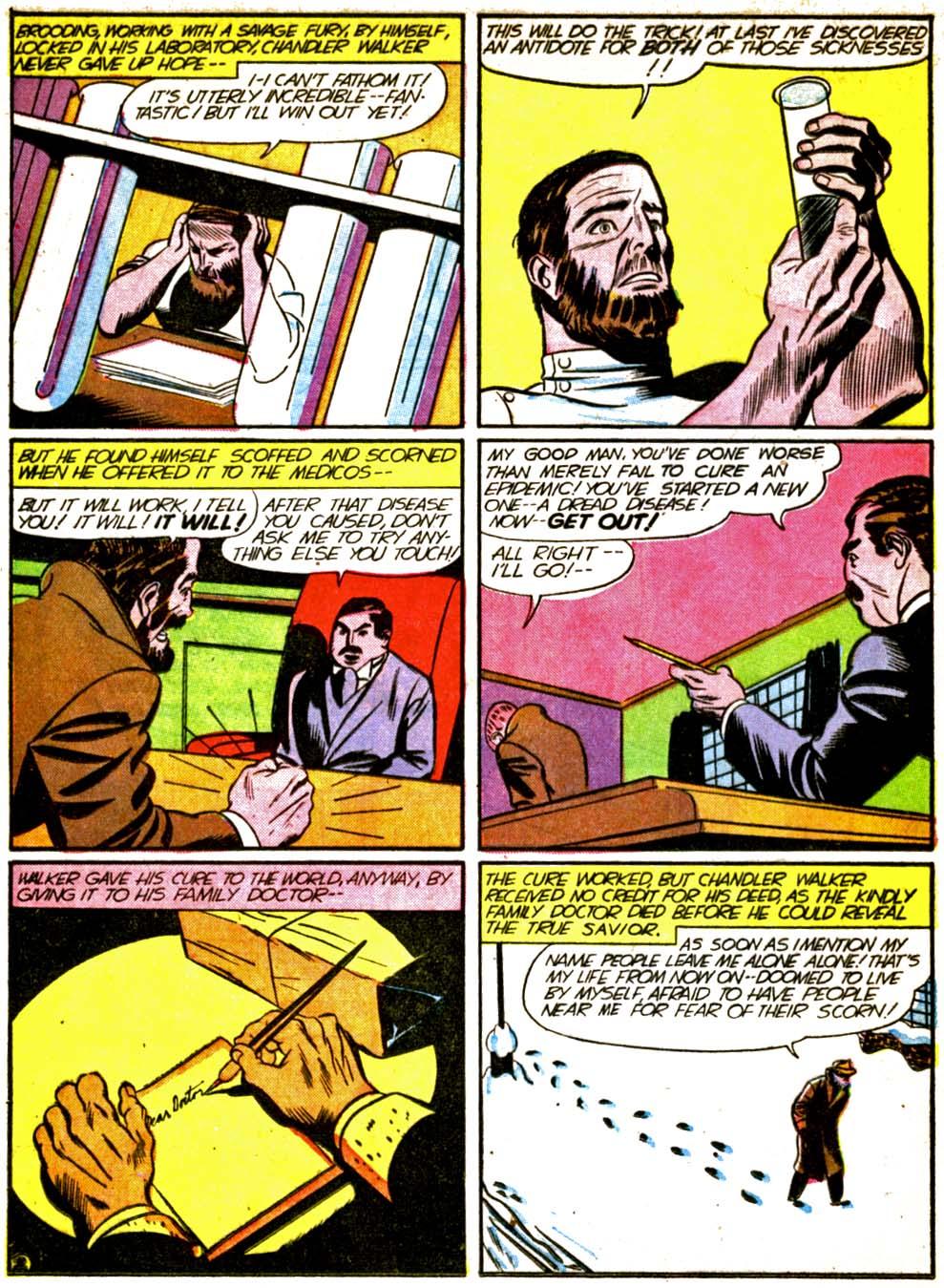 Read online All-American Comics (1939) comic -  Issue #52 - 20