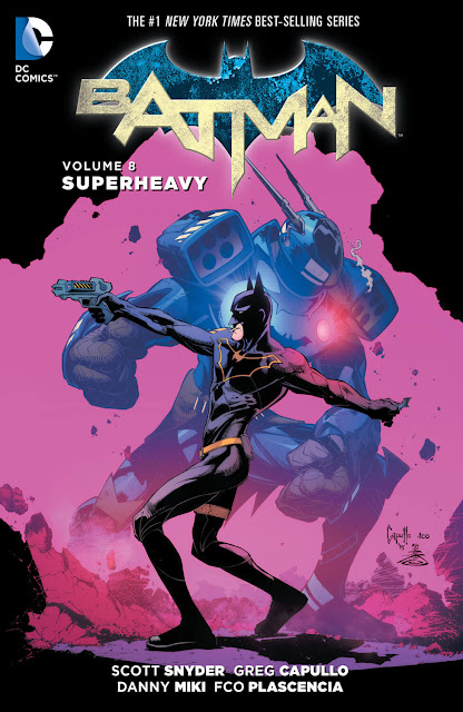 batman superheavy comics