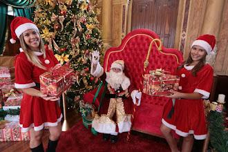 Palácio do Papai Noel abre as portas ao público no dia 4 de dezembro