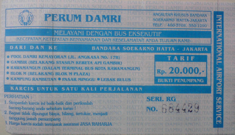 Rute Bus Damri Ke Bandara Soekarno Hatta Cengkareng Tegalspot1 Berbagi Informasi Untuk Anda