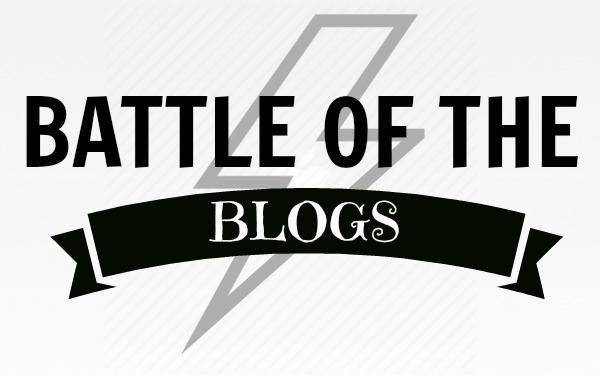 ∆ BATTLE OF THE BLOGS UITSLAG