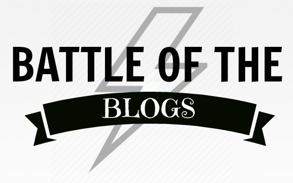 ∆ BATTLE OF THE BLOGS #2