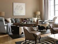 Braune Sofa Welche Wandfarbe