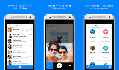 Download Facebook Messenger v51.0.0.17.128 Apk