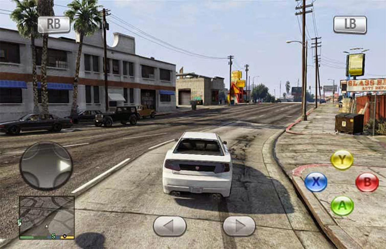 gta sa pc icon apk