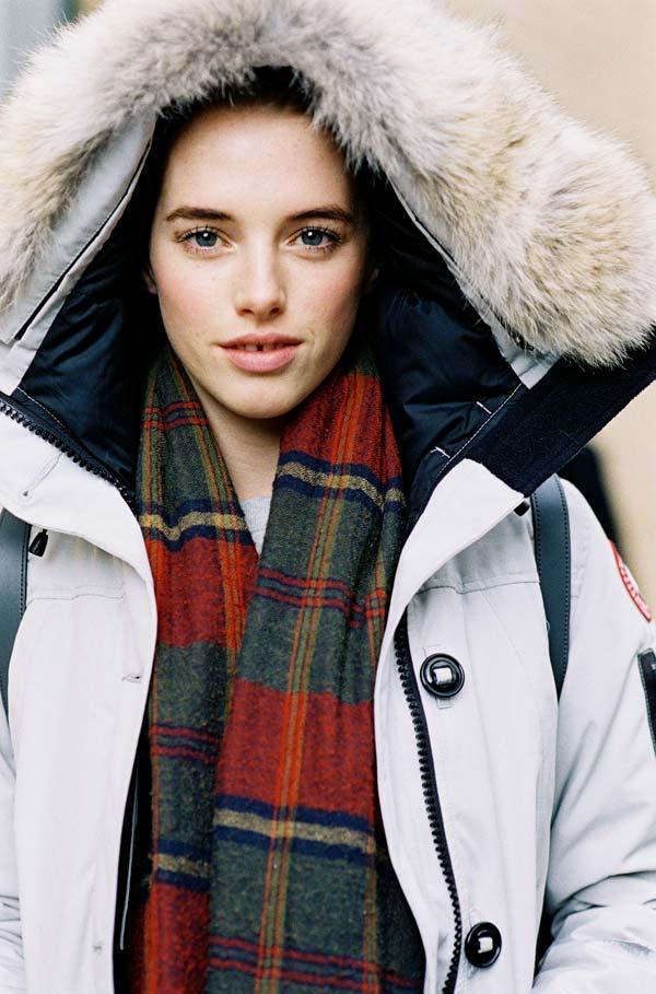 Vanessa Jackman: New York Fashion Week AW 2015